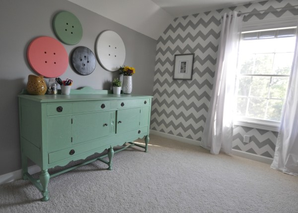 Favorite Paint Colors - craft room