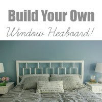 Window Frames: Build Your Own Window Frame