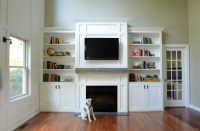 Ana White   Living Room Built-ins - Feature by Decor and ...
