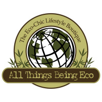 Now available at All Things Being Eco