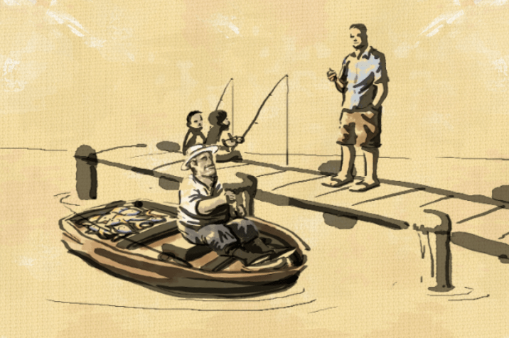 The Parable of The Businessman and The Fisherman