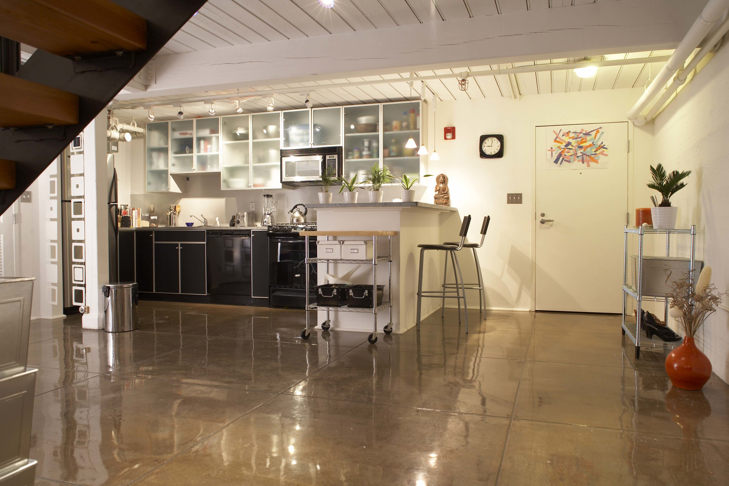 herman miller desk chairs all weather wicker rocking pawtucket residential loft — alison bologna design