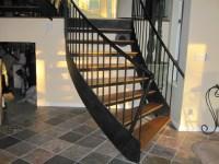 STAIRCASES, RAILINGS & PLATFORMS  Altona Custom Metal Works
