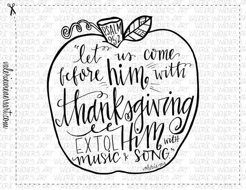 JUST ADDED: New Fall/Thanksgiving Instant Printables