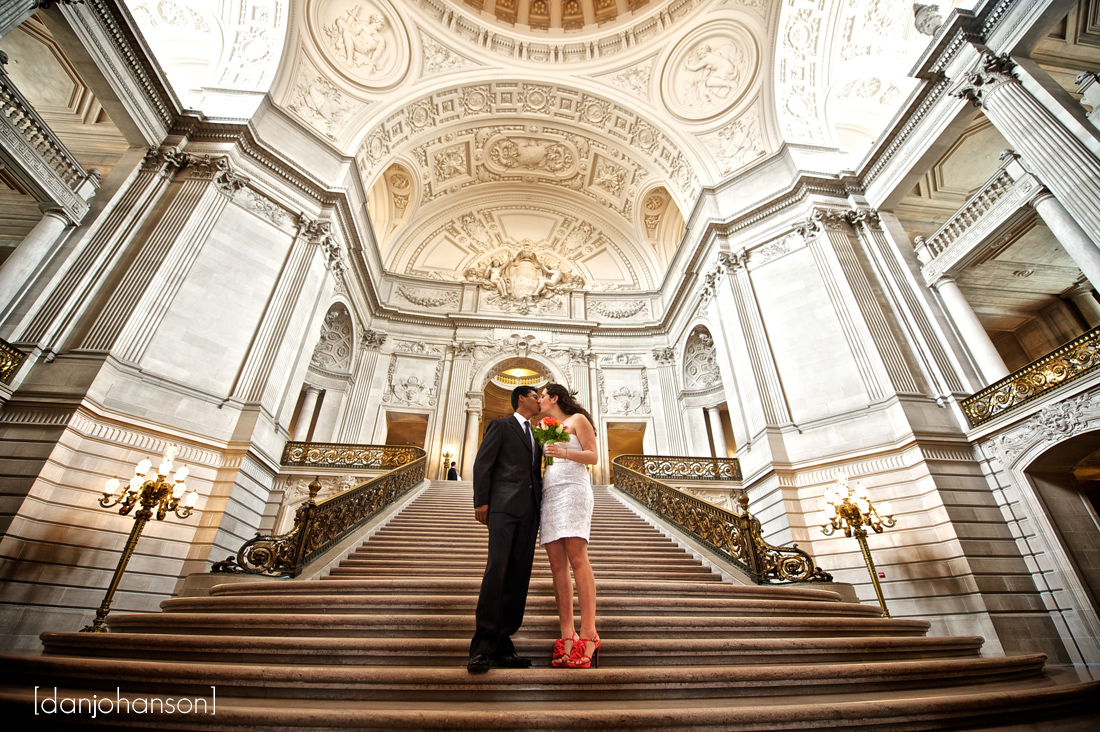 Best Of 2012 San Francisco City Hall Weddings Dan