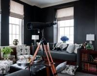 Designer Tip: Dark Walls in Small Spaces  Liv Showroom