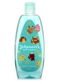 Johnson & Johnson Baby products Concepts  The Dieline