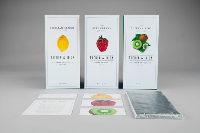Student Spotlight Pieria Amp Dion The Dieline Packaging