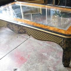 Century Furniture Sofa Quality Chenille Throws For Sofas Uk Vintage Drexel Asian Style Coffee Table — Casa Victoria ...