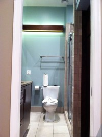 Glass Bathroom Entry Doors Compare Prices On Mdf Bathroom ...