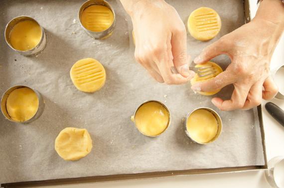 布列塔尼酥餅 — 4F COOKING HOME