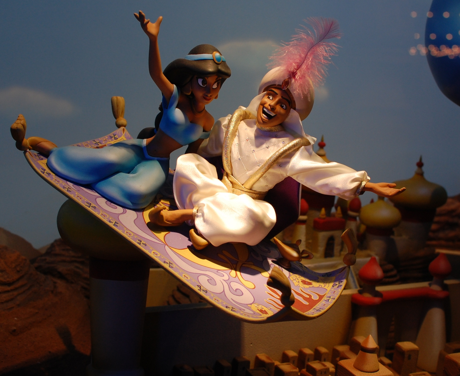 Princess Jasmine At Disney World Build A Better Mouse Trip
