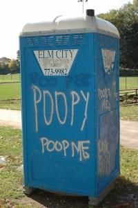 Poopy potty