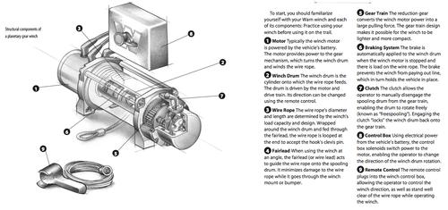Warn Winch M8000 Wiring Diagram : 31 Wiring Diagram Images