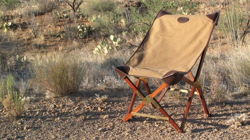 wood camp chair sanyo massage a legendary resurrected exploring overland the infamous 600 undeniably paragon of style