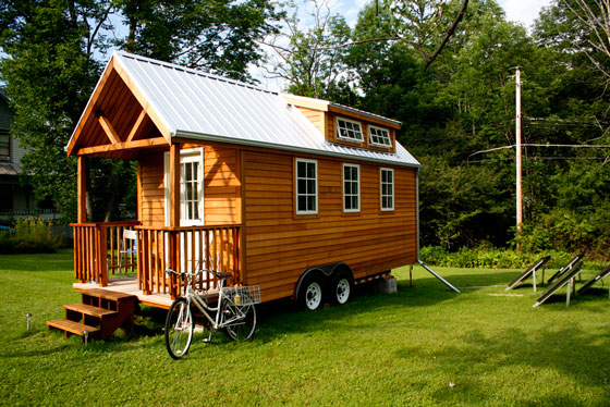 The Tiny House Movement Heart Home