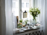 How to style your window ledge  Design Hunter