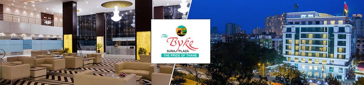 The Byke Suraj Plaza Booking Engine