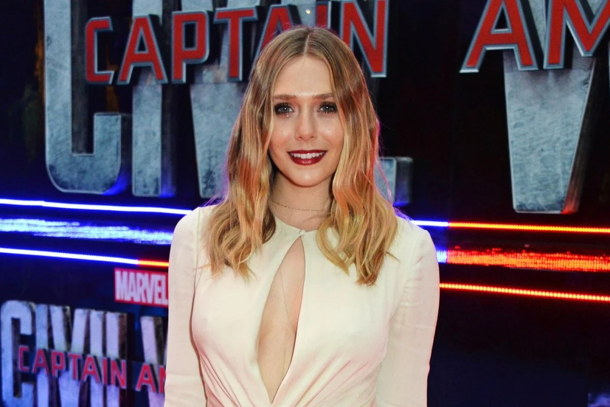 Elizabeth Olsen reveals she's living her 'British dream' in her Richmond  home by the Thames   Evening Standard