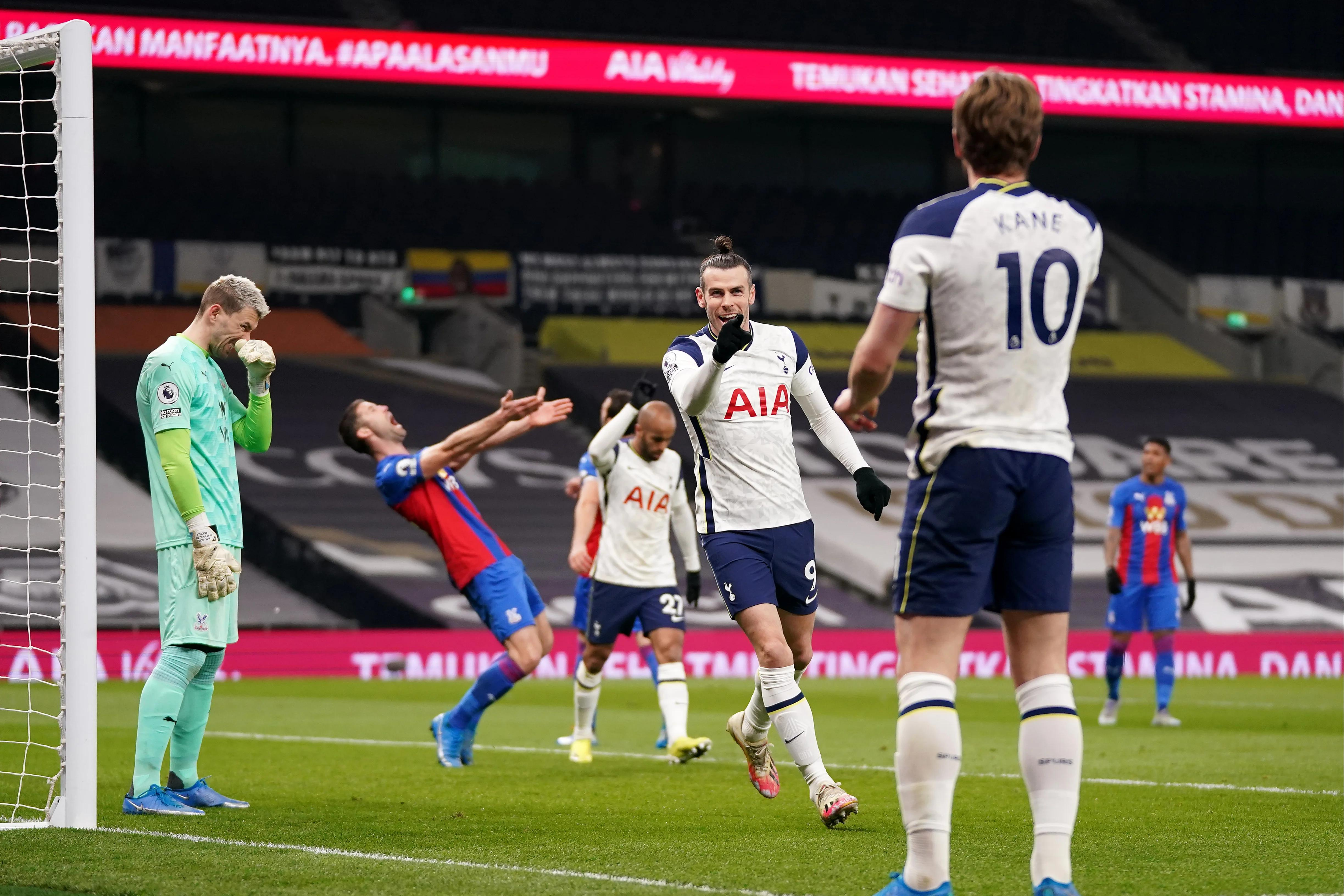 Crystal palace take on tottenham in the 2021/2022 premier league on saturday, september 11, 2021. Tottenham Vs Crystal Palace Player Ratings Bale And Kane Magnificent Zaha Lively On Return Evening Standard