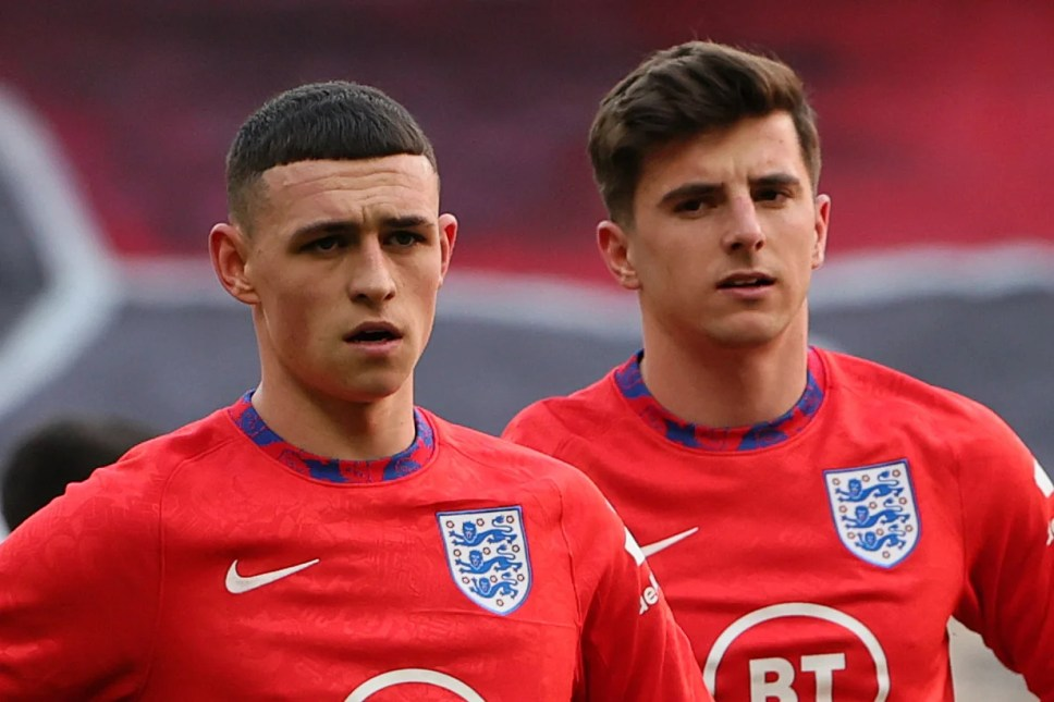 Phil Foden and Mason Mount are 'outstanding examples' of young English  talent, says Thomas Tuchel | Evening Standard