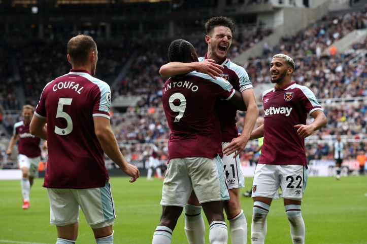 Holding on to Rice for another season will likely prove key for the Hammers over the 21/22 season | Premier League Review: Matchday 1