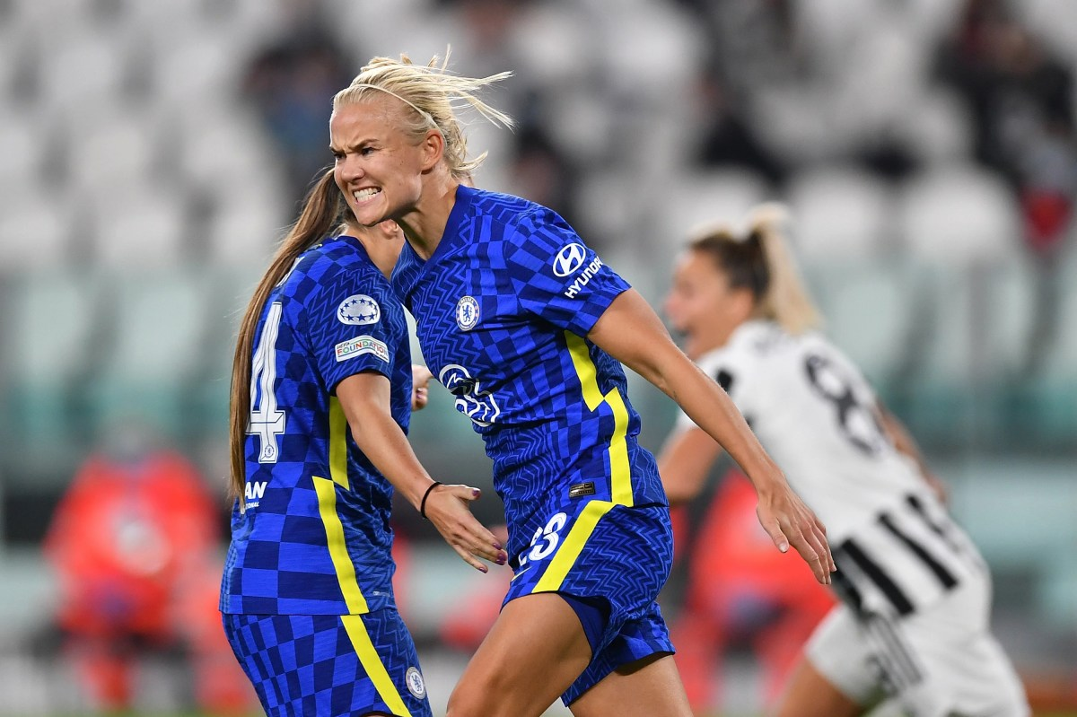 , Pernille Harder strikes to give Chelsea crucial win over Juventus in Women's Champions League, The Habari News