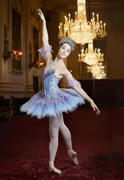 Introducing  ballet star Leanne Cope  London Evening