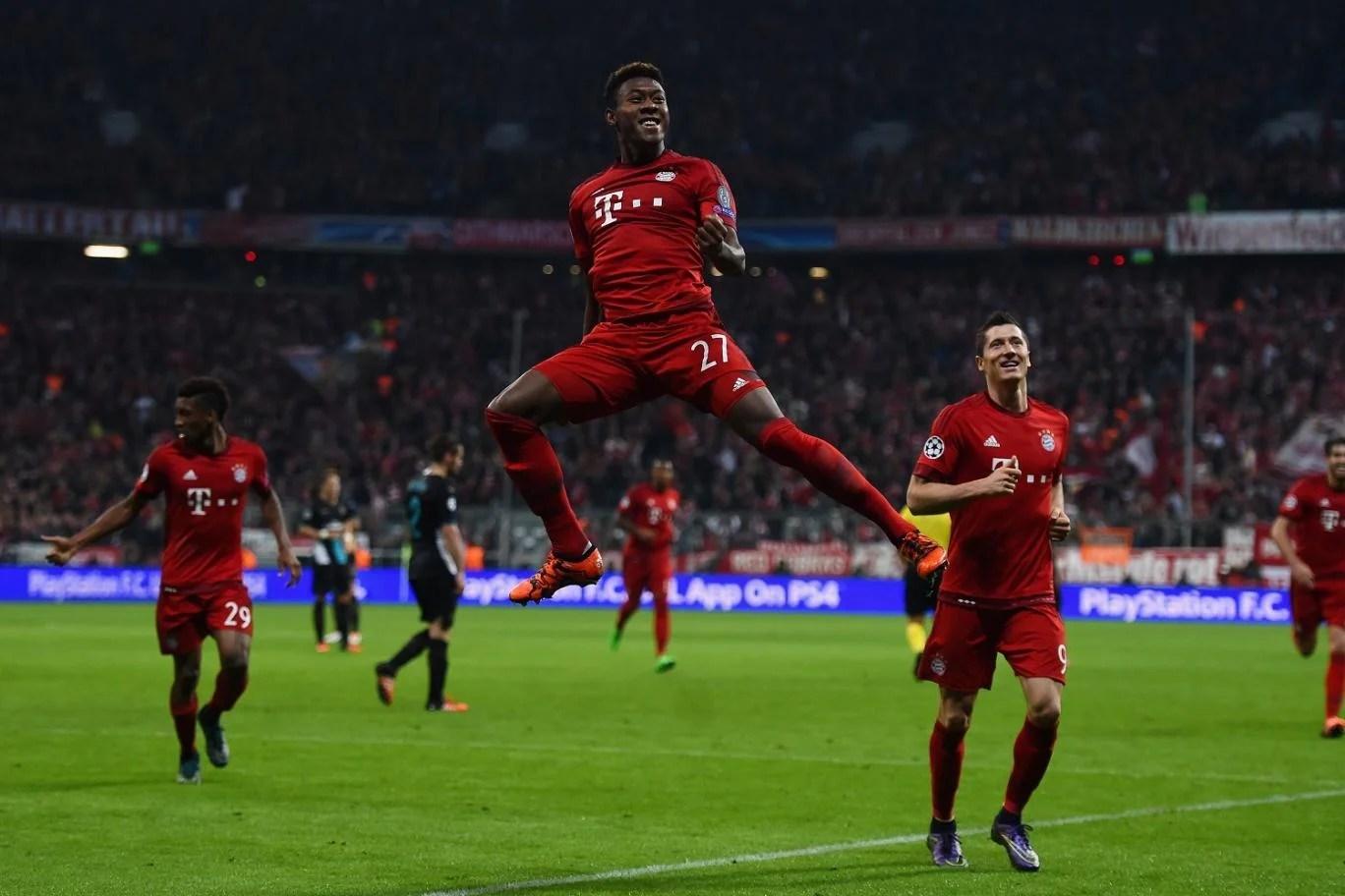 Bayern Munich 5 Arsenal 1: Gunners blown away to leave