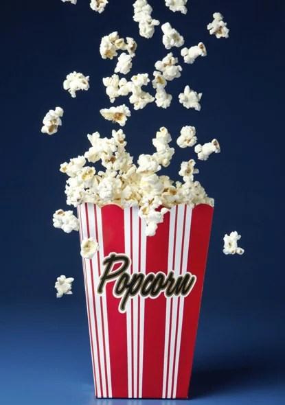 The gourmet popcorn explosion  London Evening Standard
