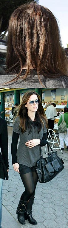 Actress Kate Beckinsale Spotted With Less Than Glamorous