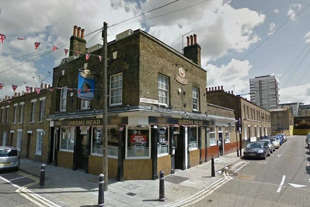 Last orders for pub that inspired EastEnders Queen Vic as
