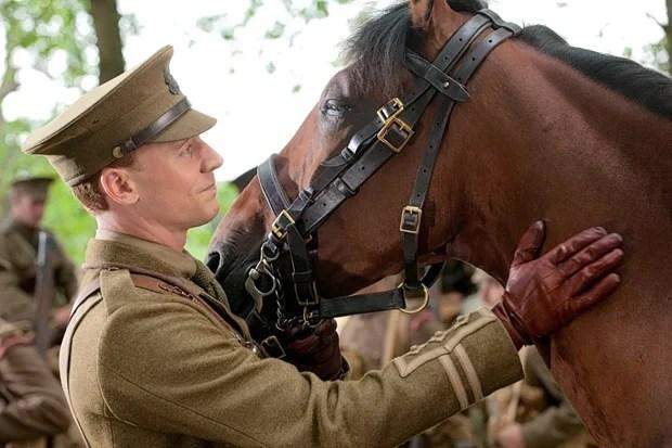 Playing normal was War Horse actor Tom Hiddlestons biggest challenge  London Evening Standard