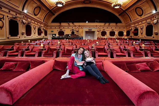 comfortable sofa beds canada southern motion quality did the earth movie for you darling? electric cinema is ...
