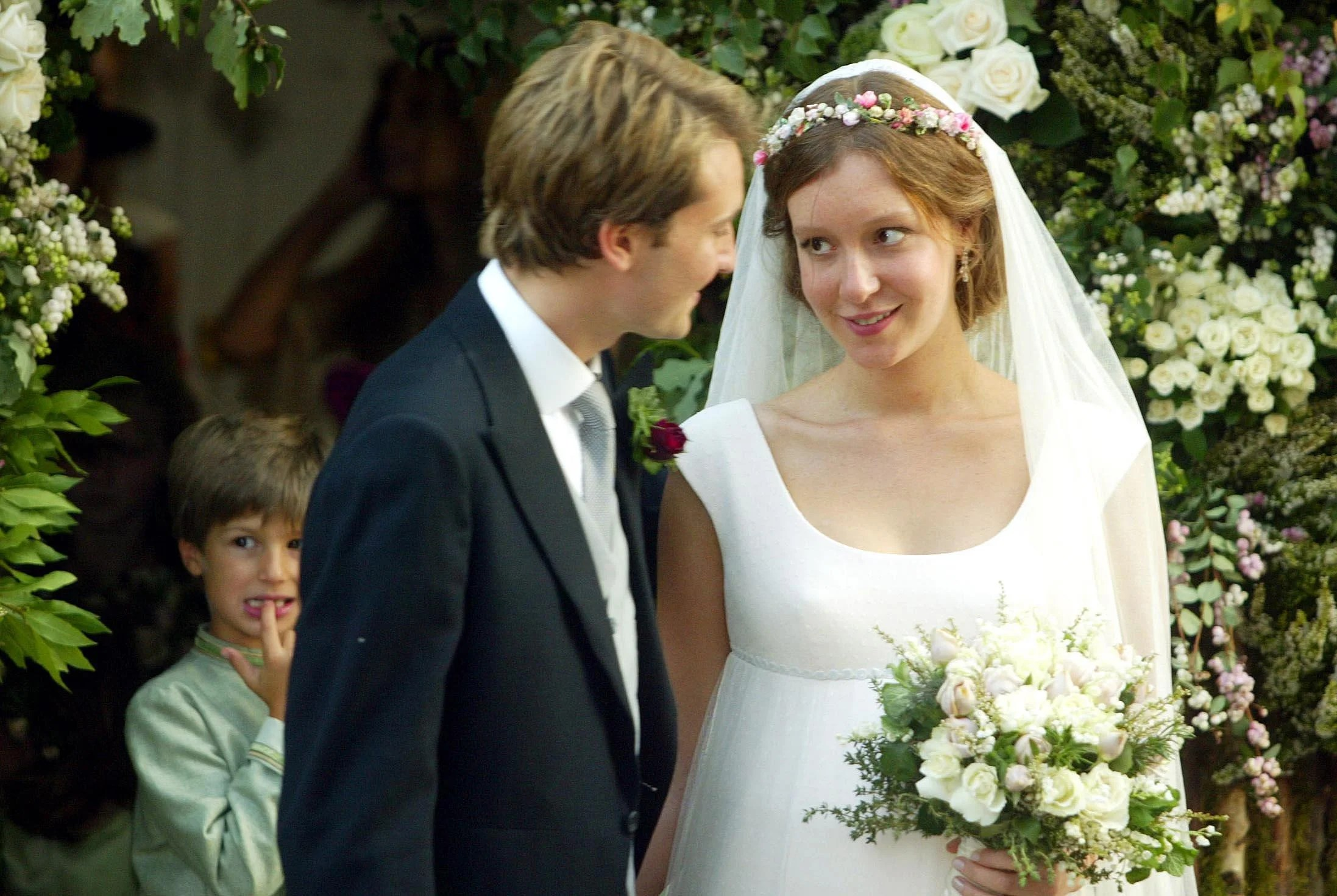 Ben Goldsmith and Kate Rothschild divorce is settled in 65 seconds  London Evening Standard