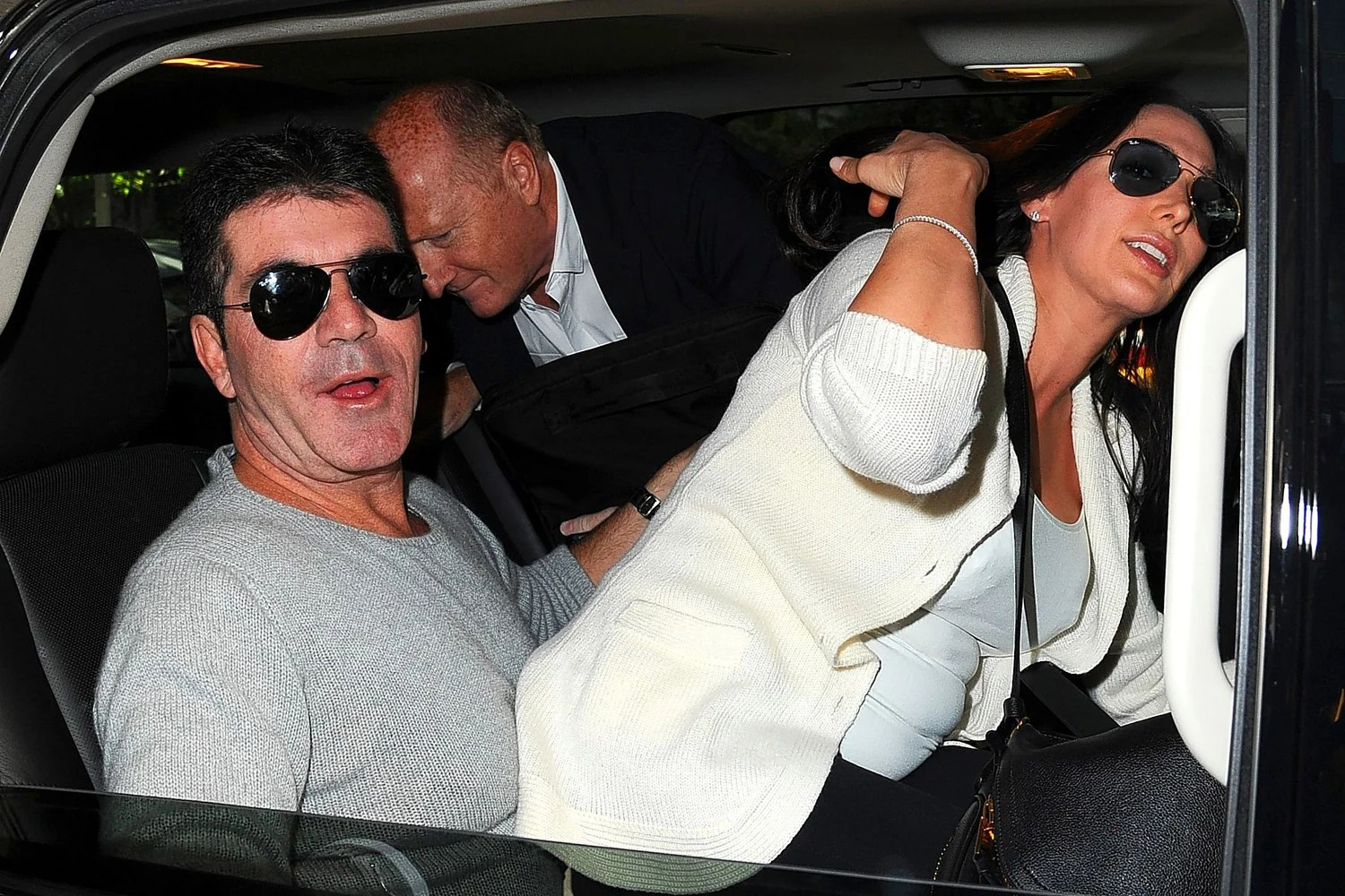 Simon Cowell hints at marriage and son  London Evening