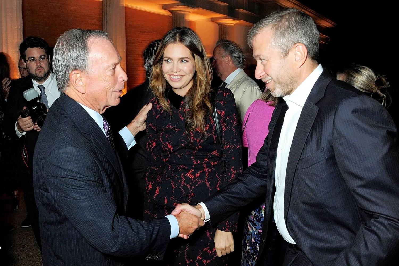 New Serpentine Sackler Gallery Opens As Michael Bloomberg