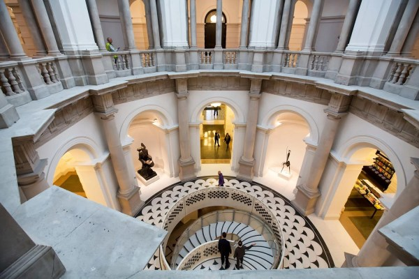 Tate Britain Grand Opening Three-year And 45m Transformation London Evening Standard