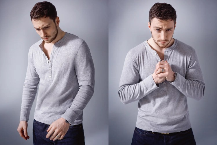 Aaron Taylor-Johnson: 'I was raised by women. Now I'm ...