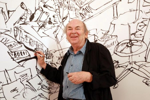 Sir Quentin Blake Sea Art Helped Over Selling