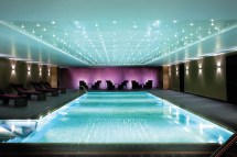 London' Spectacular Hotel Swimming Pools London