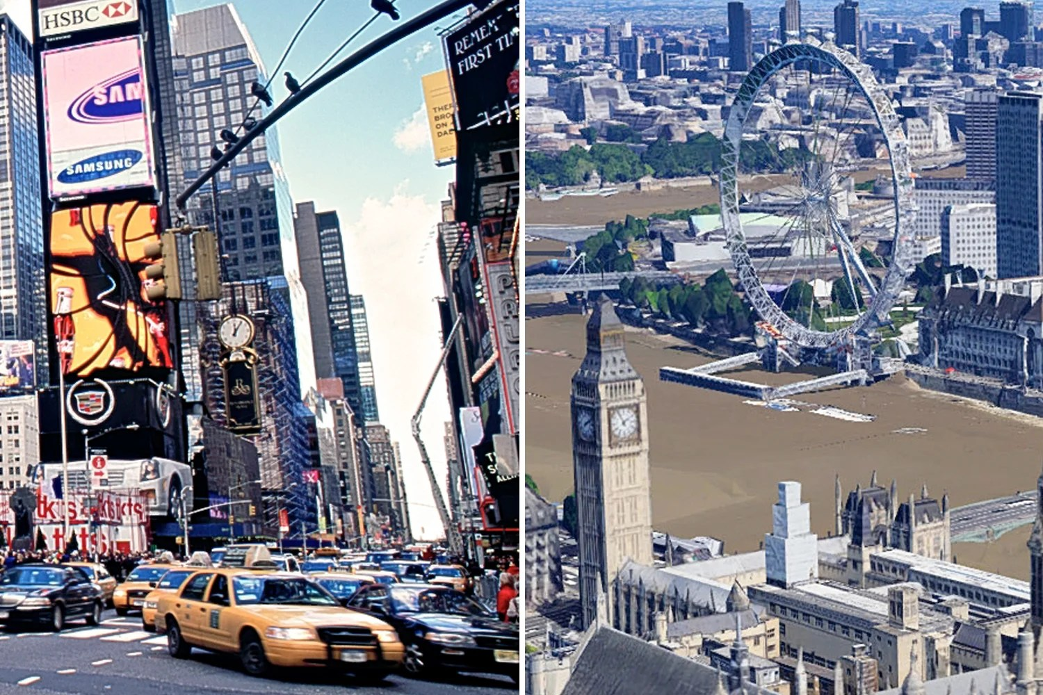 Edward Glaeser Two great cities  but London has the edge now over New York  London Evening
