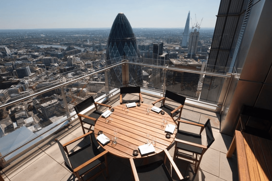 Sushisamba branches out with Covent Garden restaurant