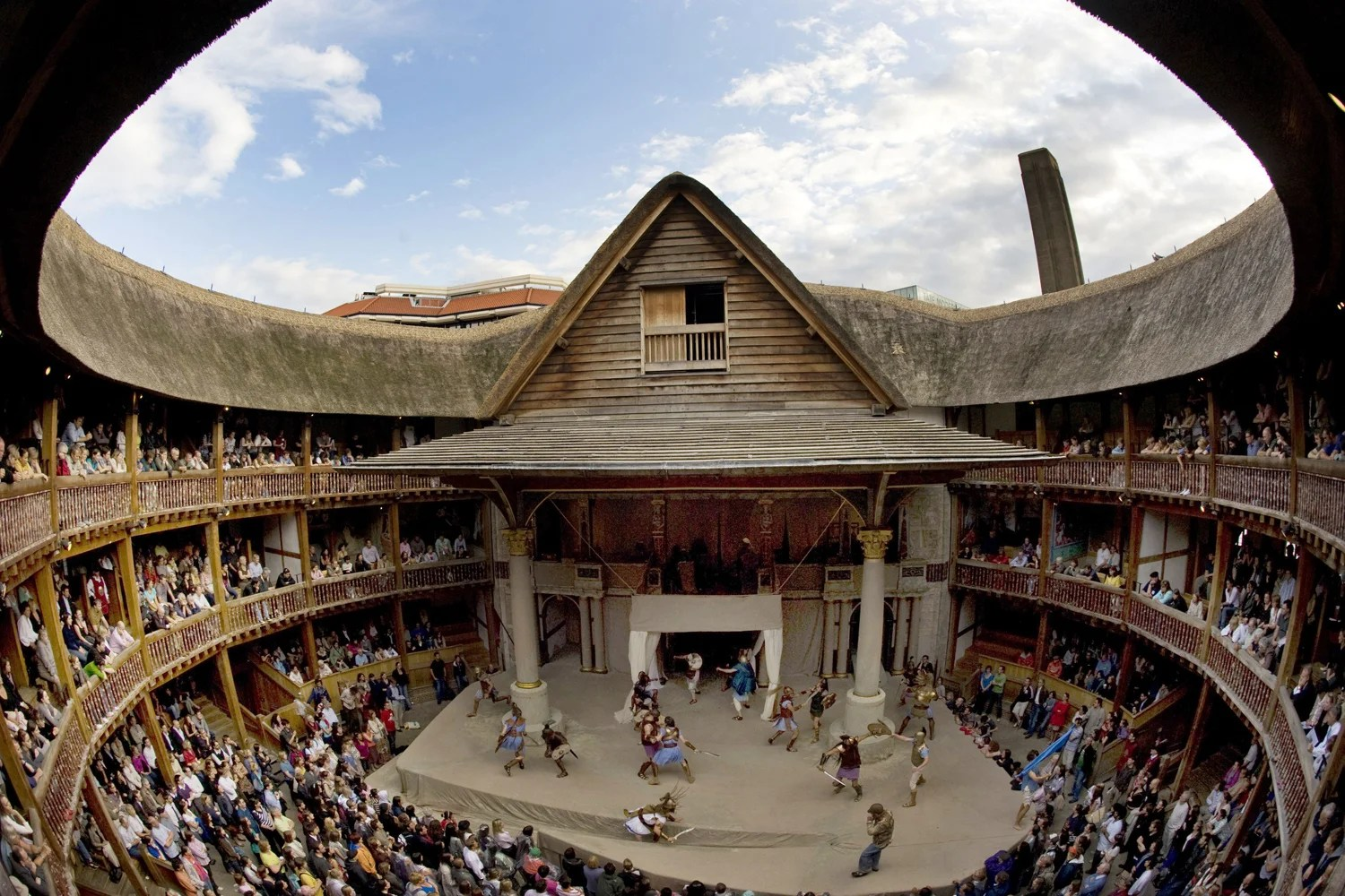 Globe Theatre Launch New Augmented Reality App
