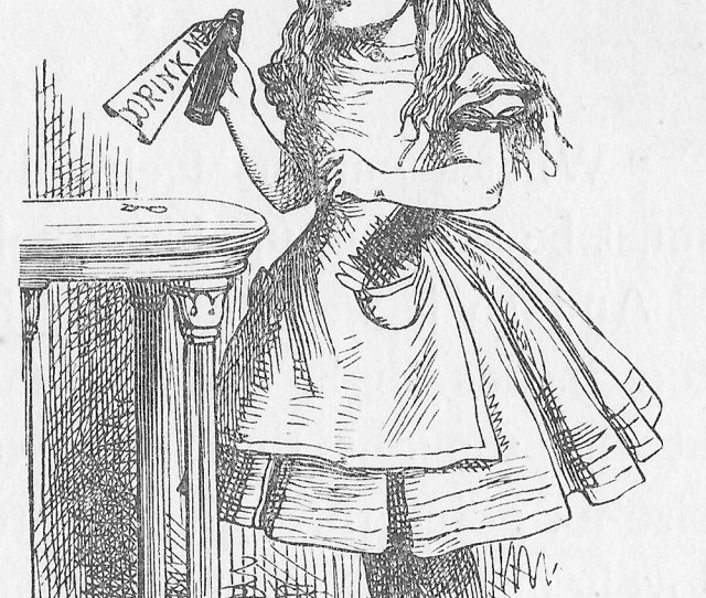 Who Is John Tenniel Todays Google Doodle Celebrates The Alice In