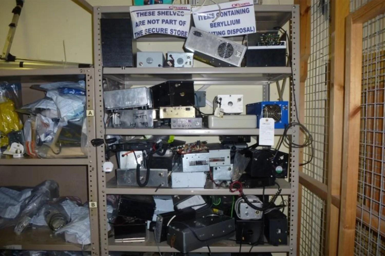Four hundred pirate radio setups shut down in London in