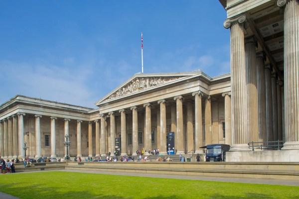 Lonely Planet Bucket List British Museum Ranks In Places Visit Die
