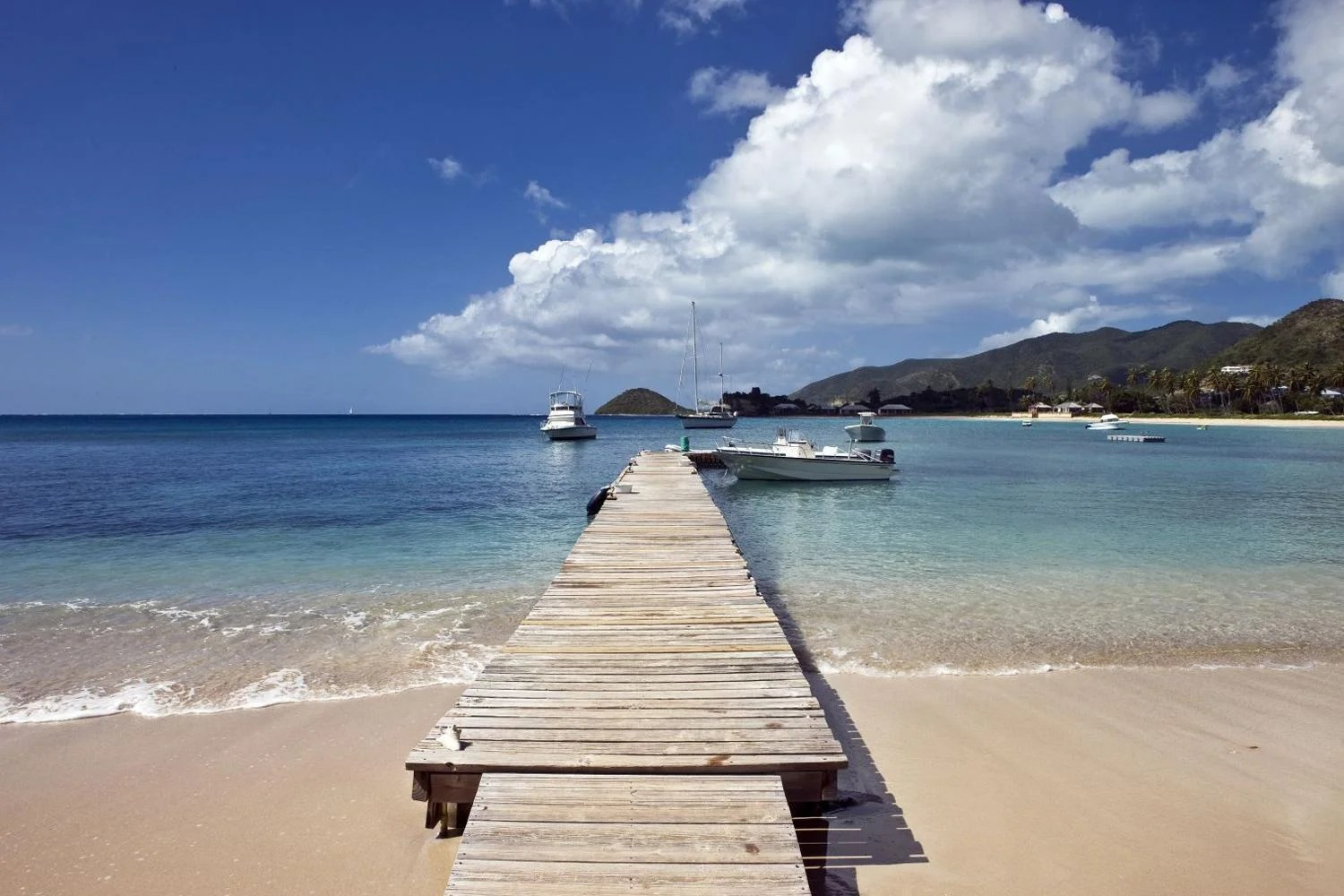 Curtain Bluff Antigua Richard Godwin finds a Caribbean idyll for those with a baby in tow