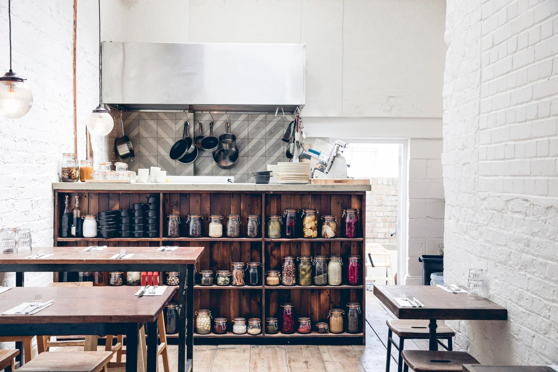 Rök Elegantly Formed And Serving Exquisite Food London