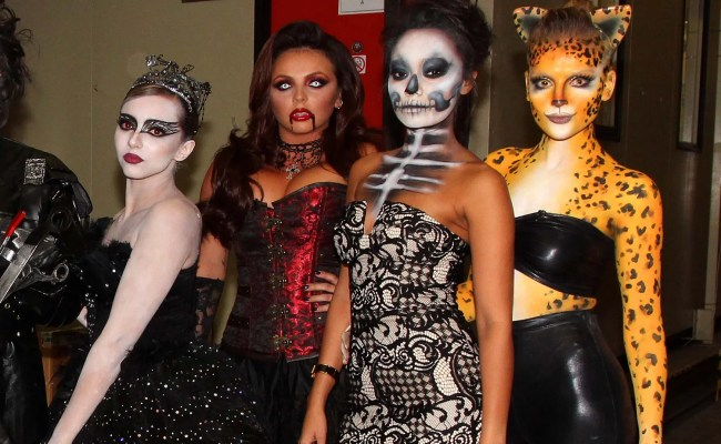 Little Mix Don Impressive Fancy Dress Costumes For